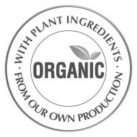Био продукт с растителни съставки от собствено производство на lavera