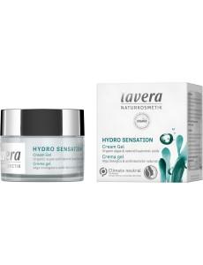 lavera hydro sensation крем гел